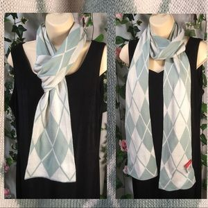 *Divided by H&M* Argyle Scarf